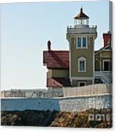 Three Brothers Island Light Station Canvas Print