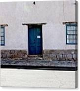 Three Doors And Two Windows Canvas Print