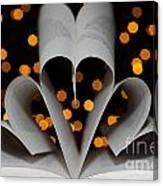 Three Hearts Canvas Print