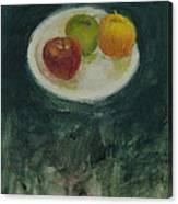 Three In Kind Canvas Print