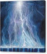 Thunder Pods Canvas Print