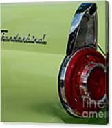 Thunderbird 1 Canvas Print