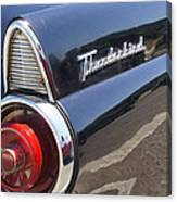 Thunderbird Detail Canvas Print