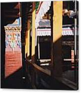 Tibet Potala Palace 7 Canvas Print