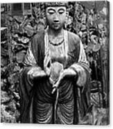 Tibetan Buddha Canvas Print