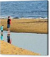 Tidal Pool Canvas Print