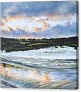 Tidewater Canvas Print