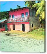 Tienda Las Brisas Canvas Print