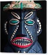 Tiki Mon Canvas Print