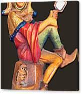 Till Eulenspiegel - The Merry Prankster Canvas Print