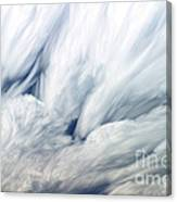 Time-lapse Clouds Canvas Print