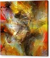 Time Storm Canvas Print