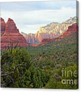 Timeless Sedona Canvas Print