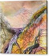 Tinos Revistied 18 Canvas Print