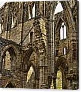 Tintern Abbey 10 Canvas Print