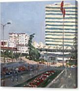 Tirana Canvas Print