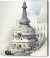 Tom Of David S Son  Canvas Print