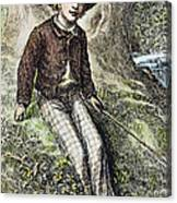 Tom Sawyer, 1876 Canvas Print