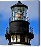 Top Of Lighthouse Canvas Print