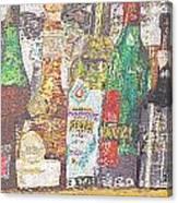 Top Shelf Canvas Print
