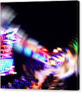 Top Spin Canvas Print
