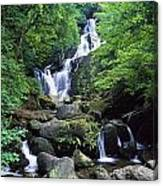 Torc Waterfall, Killarney National Canvas Print
