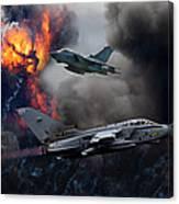 Tornado Gr4 Attack Canvas Print
