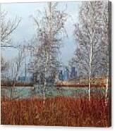 Toronto Skyline 14 Canvas Print