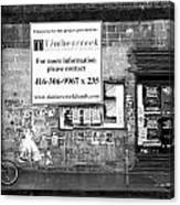 Toronto Streets Canvas Print