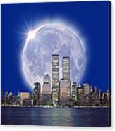 Total Solar Eclipse Canvas Print