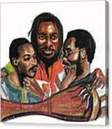 Toure Kunda Canvas Print
