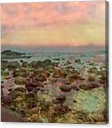 Toward The Sea Canvas Print