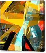 Tower Series 2b Canvas Print