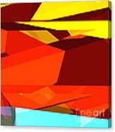 Tower Series 35 Australian Colours Canvas Print