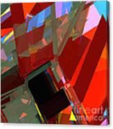Tower Series 41 Mineshaft Canvas Print