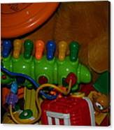 Toys Toys Toys Canvas Print