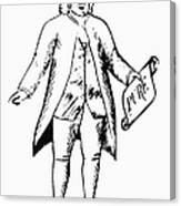 Trademark: Quaker Oats Canvas Print