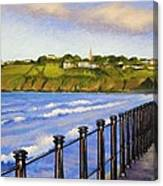Tramore County Waterford Canvas Print