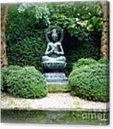 Tranquil Buddha Canvas Print