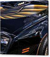 Trans-am Canvas Print