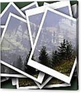 Transylvania Landscape Canvas Print