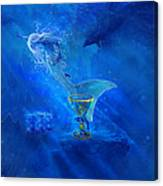 Treasured Cups From Atlantis. Canvas Print