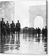 Triangle Fire Memorial, 1911 Canvas Print
