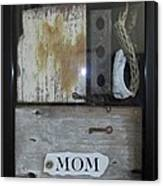 Tribute To Mom Canvas Print