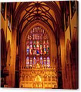 Trinity Church Canvas Print