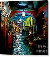Trippin In San Miguel Canvas Print