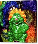 Troll Canvas Print