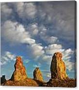 Trona Pinnacles 5 Canvas Print