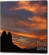 Trona Pinnacles 7 Canvas Print