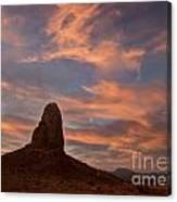 Trona Pinnacles 8 Canvas Print